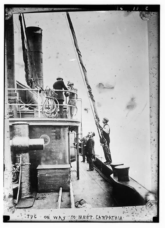 1380 Титаник   как это было