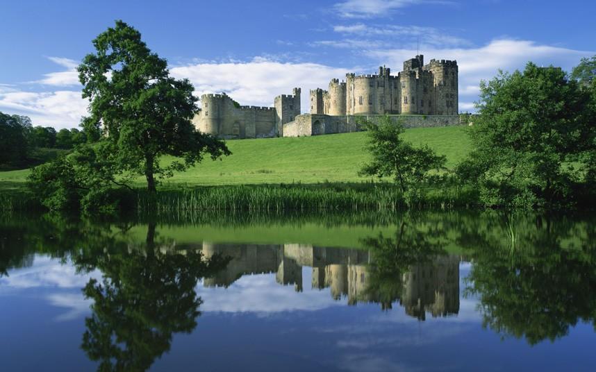 1381 Прекрасные замки Британии