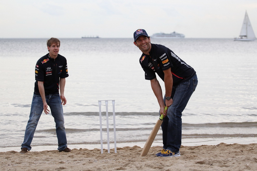 1390 За кулисами Гран При Австралии 2012: фоторепортаж