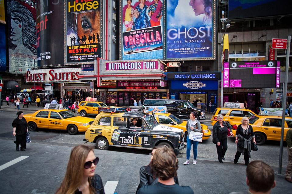 Вокруг света на черном лондонском такси
