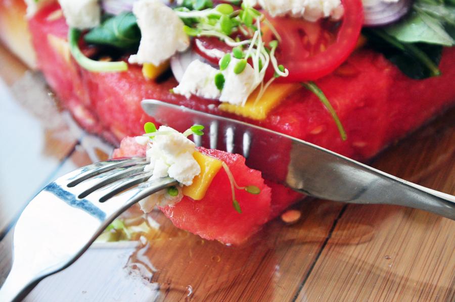 14127 Салат из арбуза