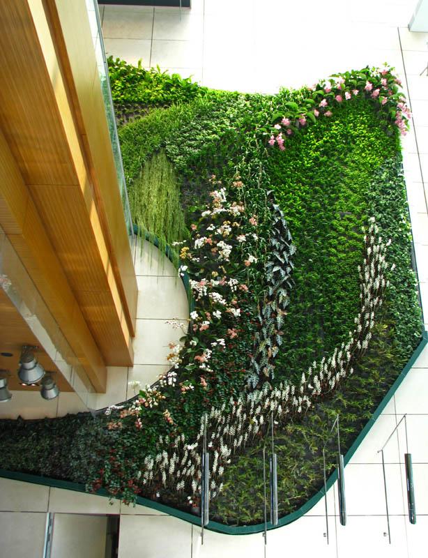 1429 15 вертикальных садов по всему миру