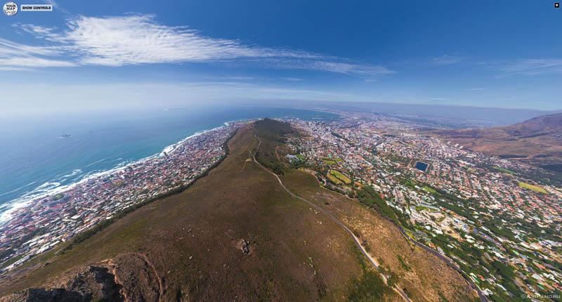 1431 Топ 10 панорамных фото городов мира