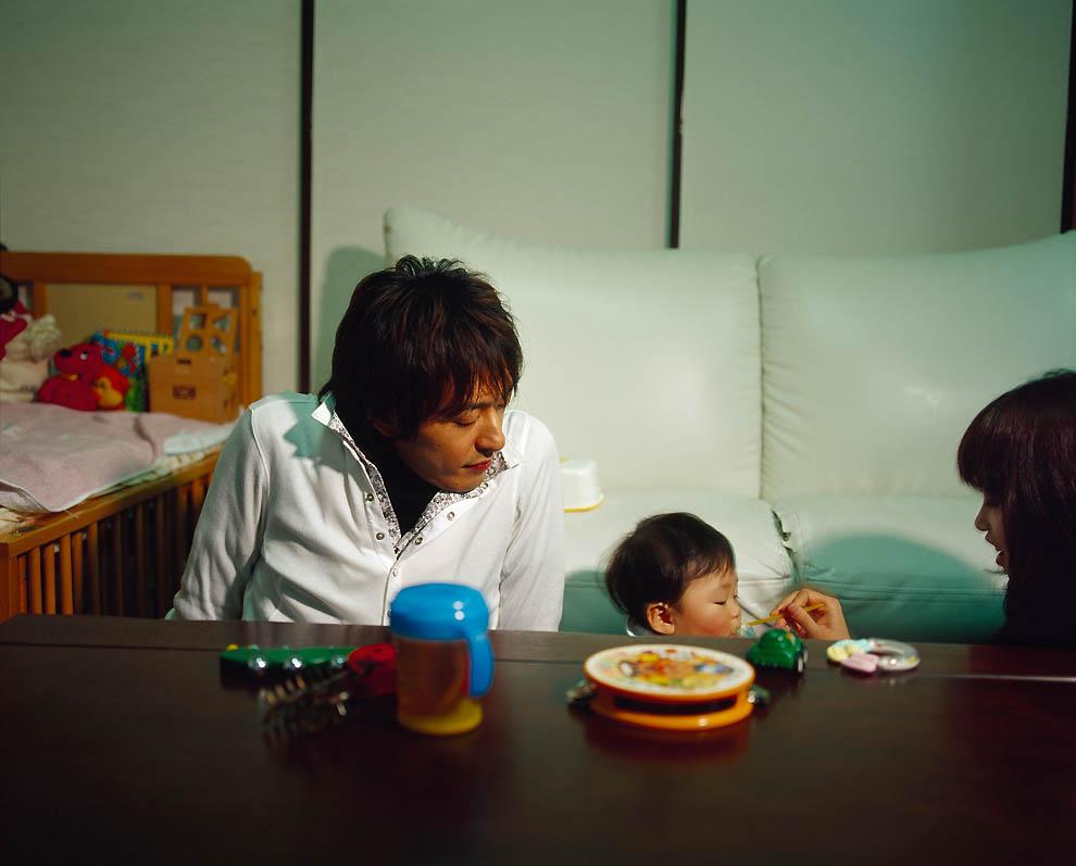 1457 Жизнь современных японцев в фотопроекте «Куда мы отсюда движемся?»