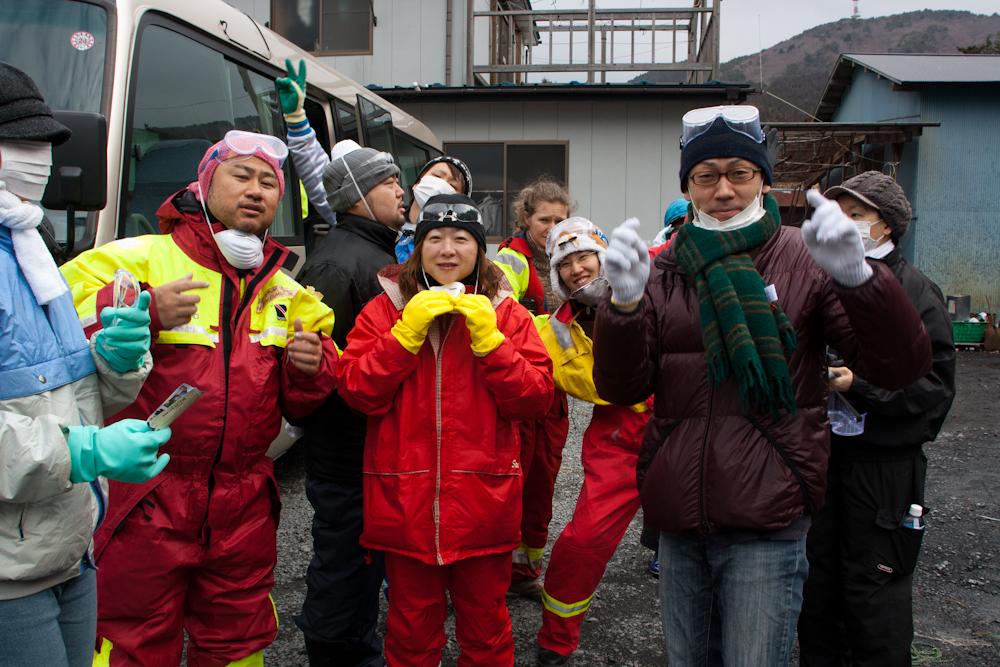 1466 Япония в зоне бедствия   волонтерские приключения