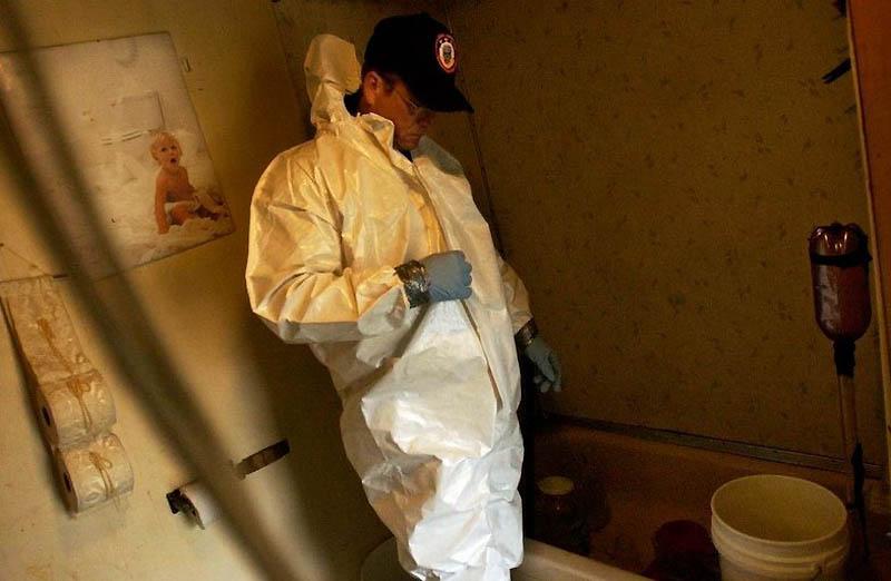 1470 Жертвы метамфетамина в США
