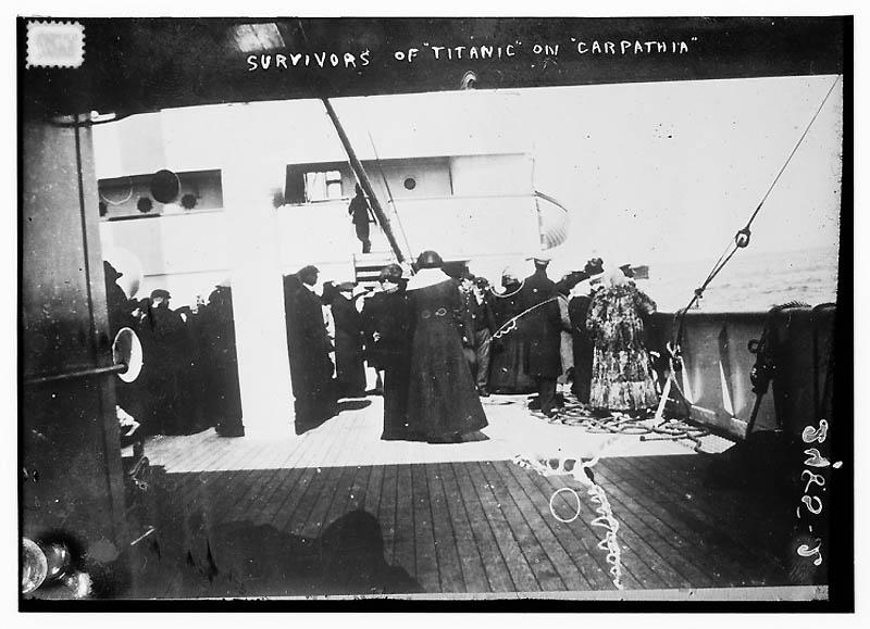 1476 Титаник   как это было
