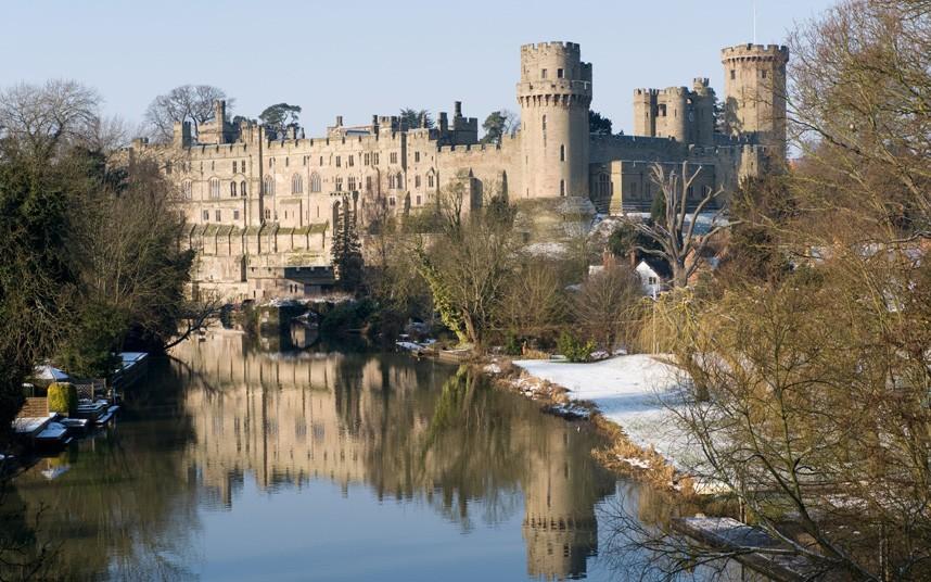 1477 Прекрасные замки Британии