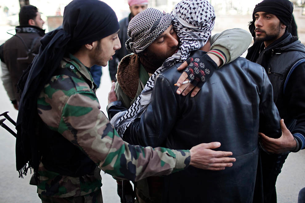 1485 Сирия: взгляд изнутри