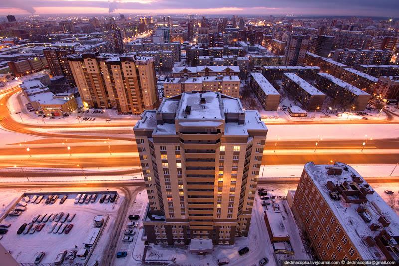 1489 Фотографии руфера Вадима Махорова   выше только звезды