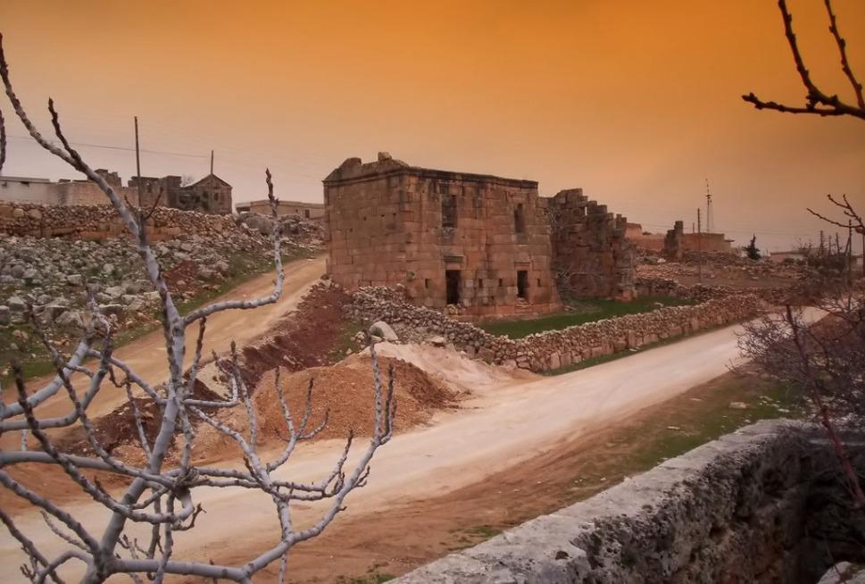 15111 Фотографии Сирии в лучшие времена