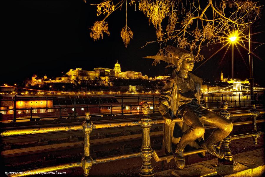 15120 Ночной Будапешт