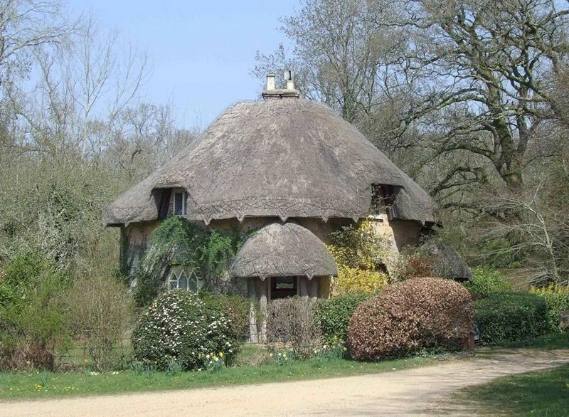 1514 Соломенные крыши английской провинции