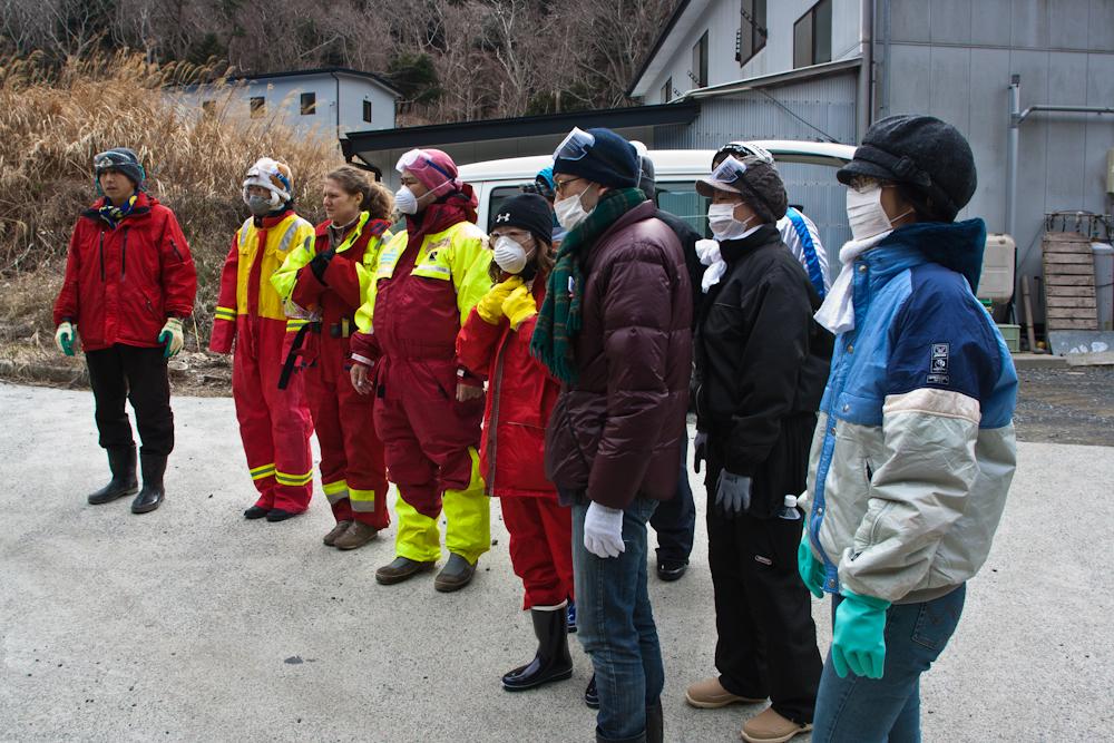 1562 Япония в зоне бедствия   волонтерские приключения