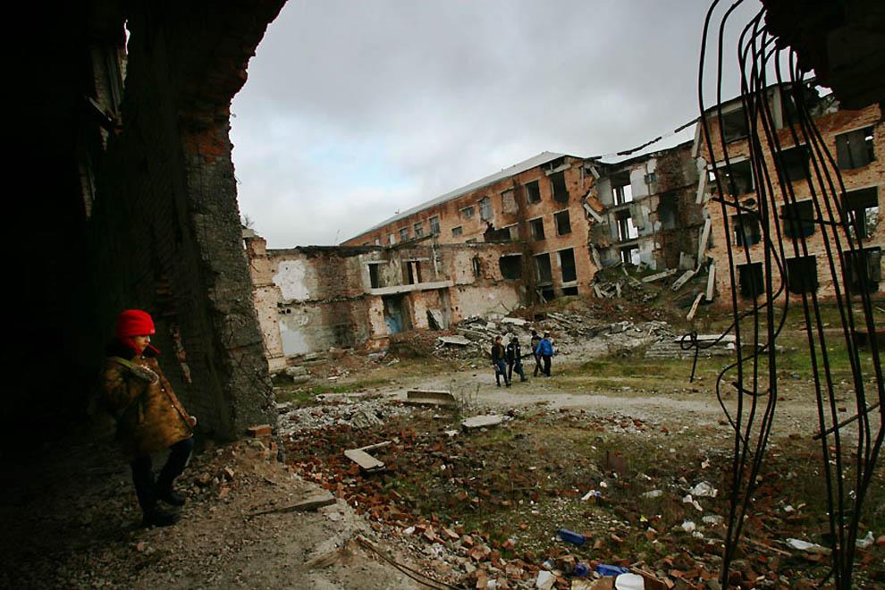 1564 Чечня и не только глазами Дмитрия Белякова