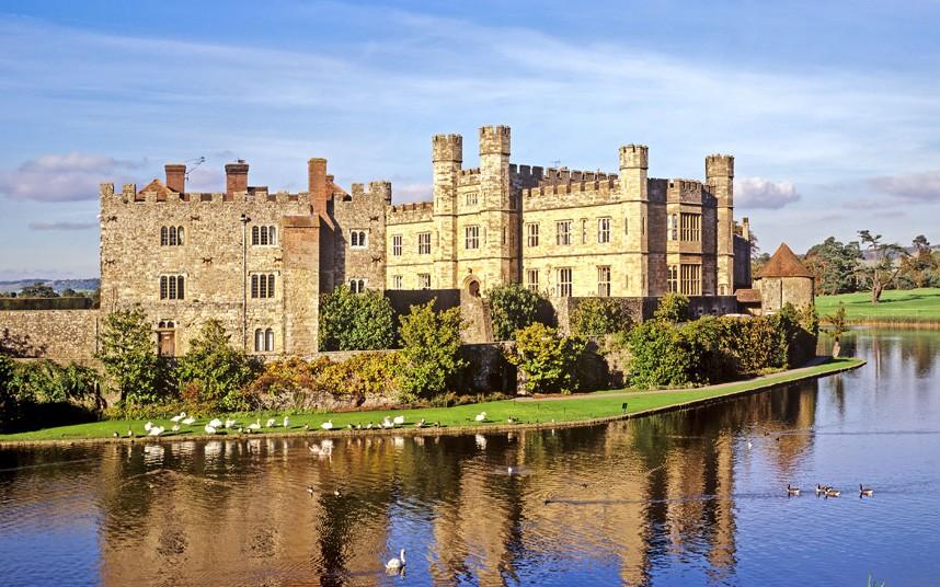 1573 Прекрасные замки Британии