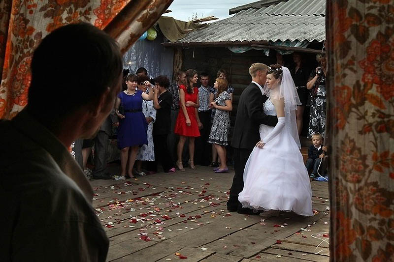 1590 Свадьба без гламура