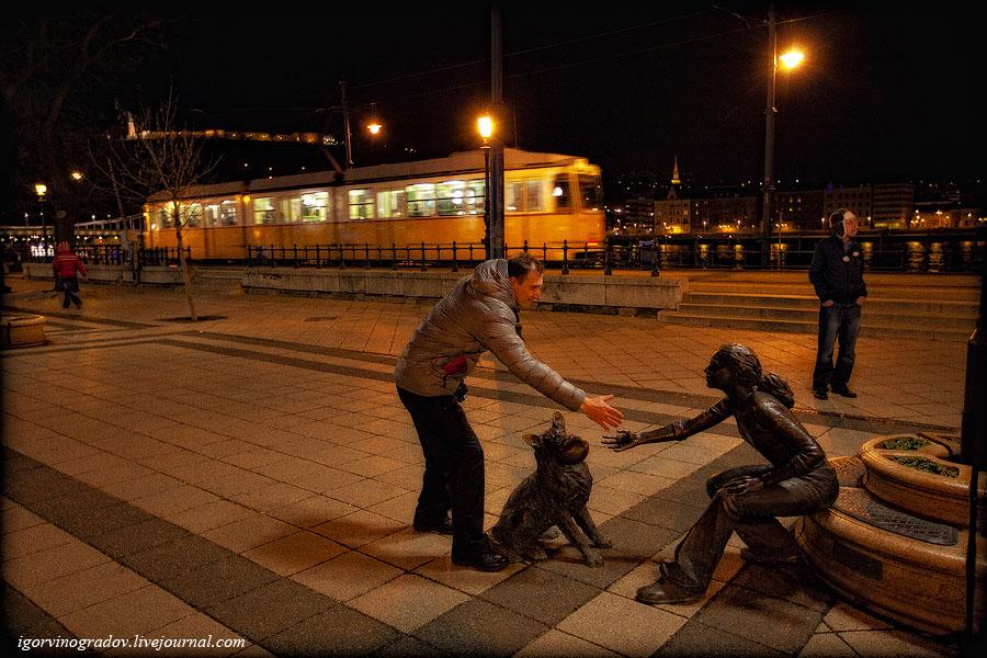 16107 Ночной Будапешт