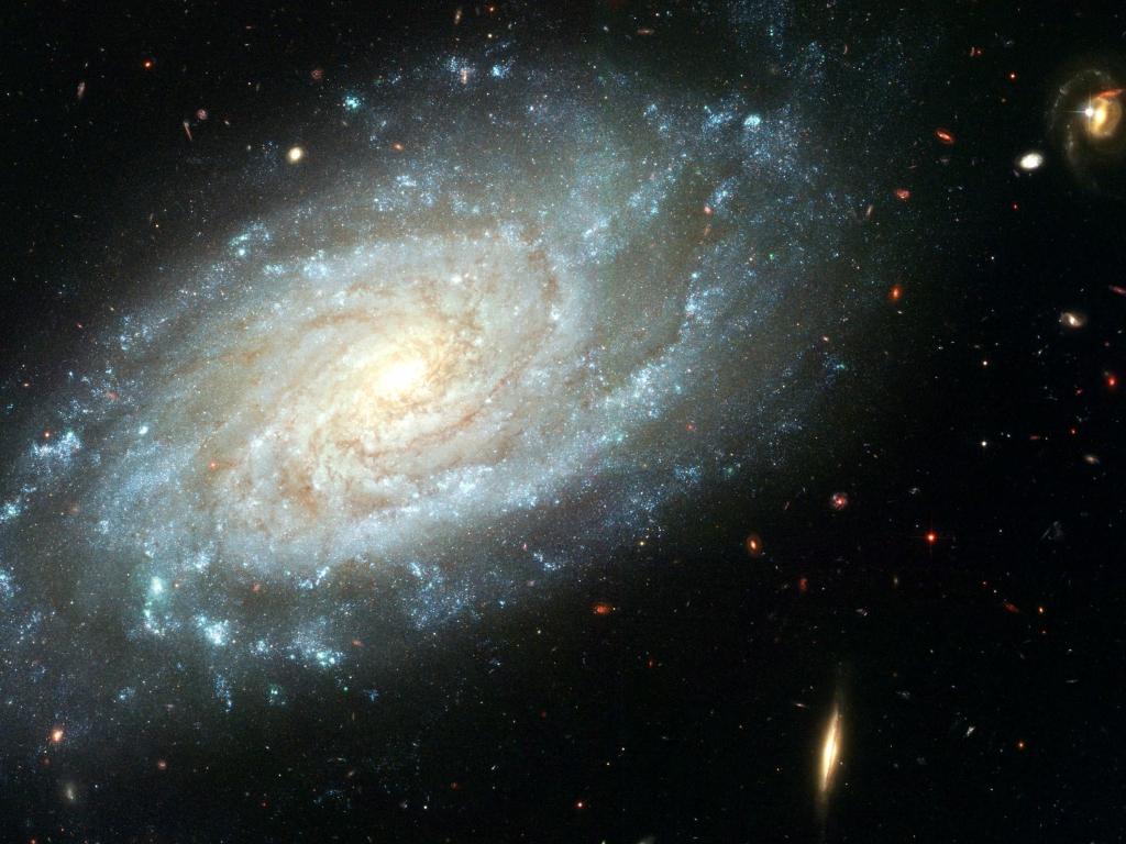 16111 Большое фотопутешествие в космос с телескопом Хаббл