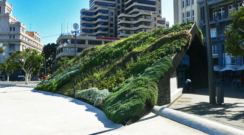 1625 15 вертикальных садов по всему миру