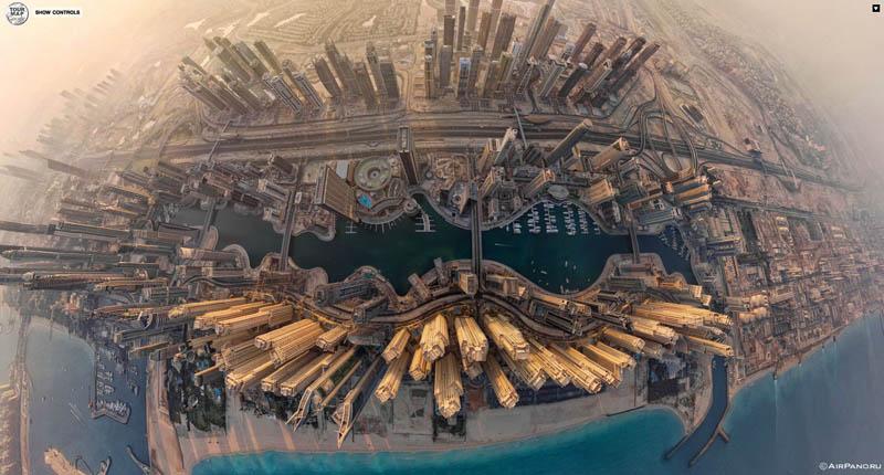 1627 Топ 10 панорамных фото городов мира