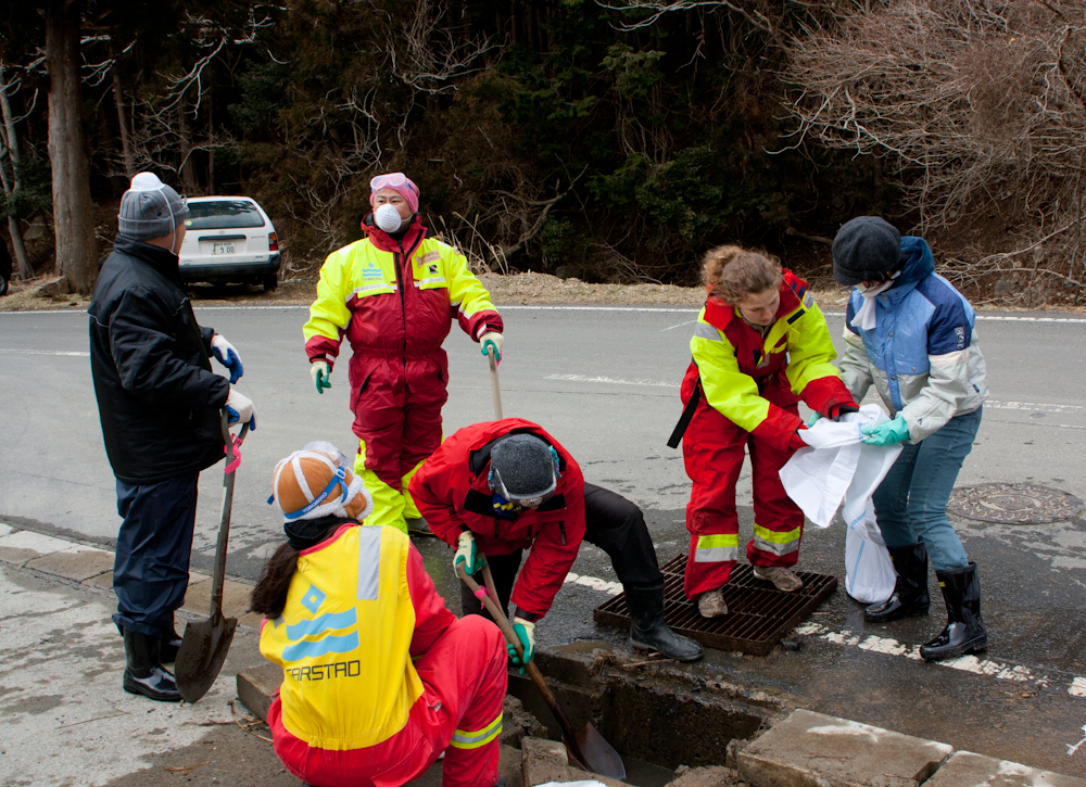 1656 Япония в зоне бедствия   волонтерские приключения