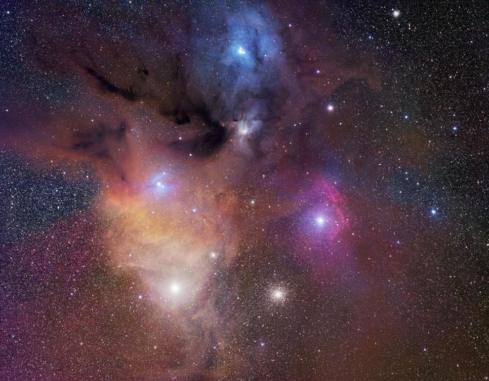 166 Роберт Гендлер: Вселенная в цвете