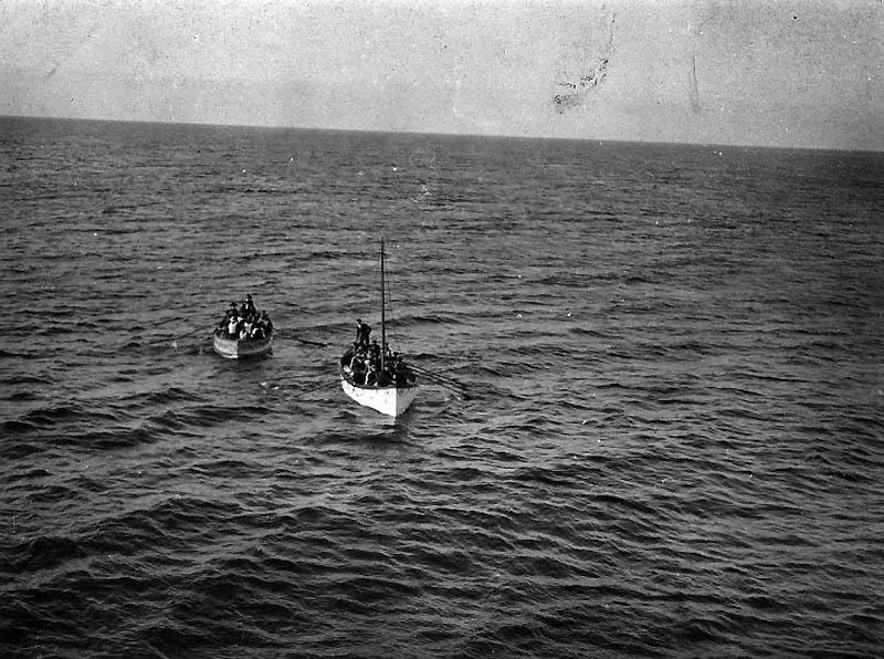 1666 Титаник   как это было