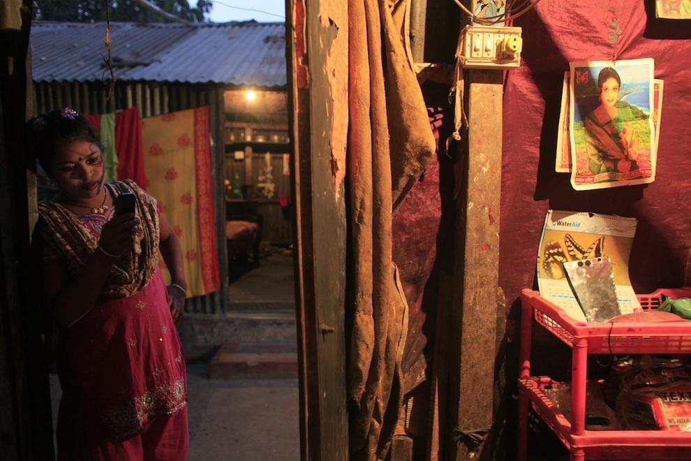 1672 Малолетние проститутки Бангладеш