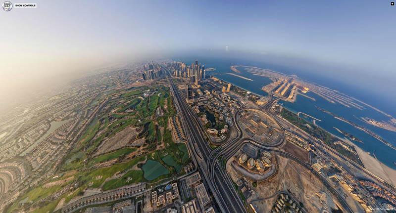 1726 Топ 10 панорамных фото городов мира