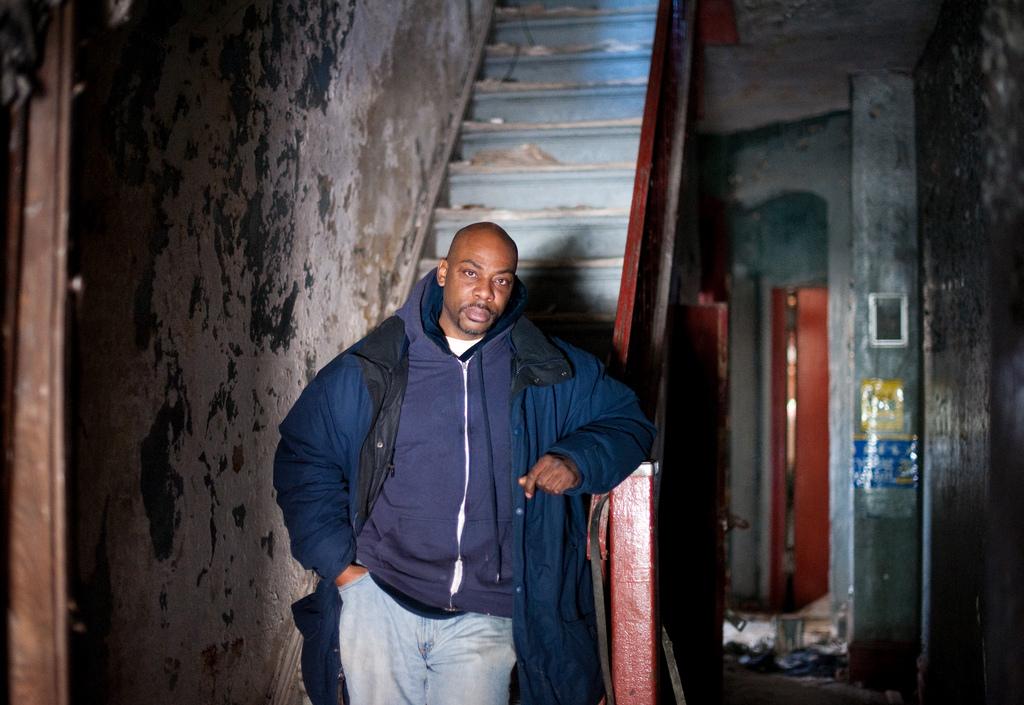 1727 Истории наркозависимых в южном Бронксе (Часть 1)
