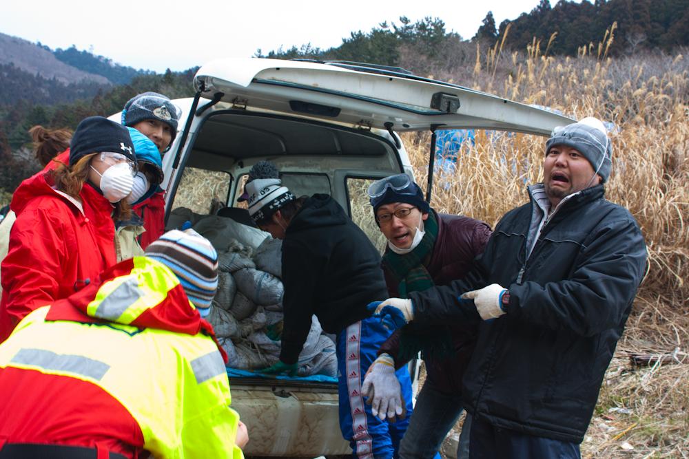 1752 Япония в зоне бедствия   волонтерские приключения