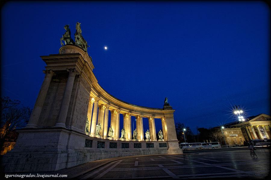1798 Ночной Будапешт