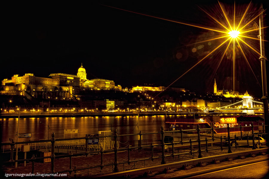 1799 Ночной Будапешт