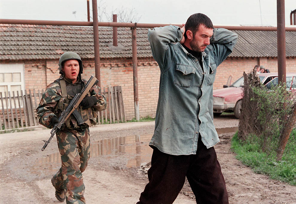 1850 Чечня и не только глазами Дмитрия Белякова