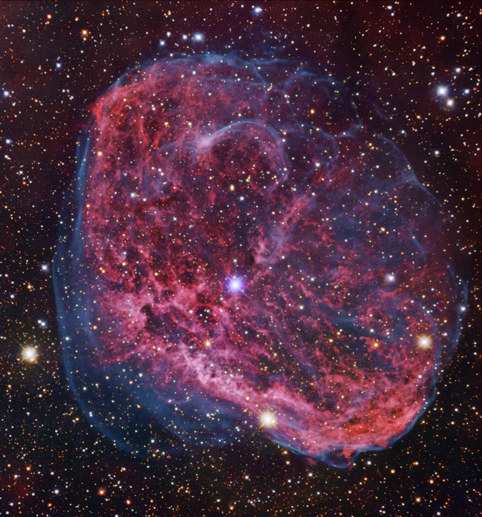 186 Роберт Гендлер: Вселенная в цвете