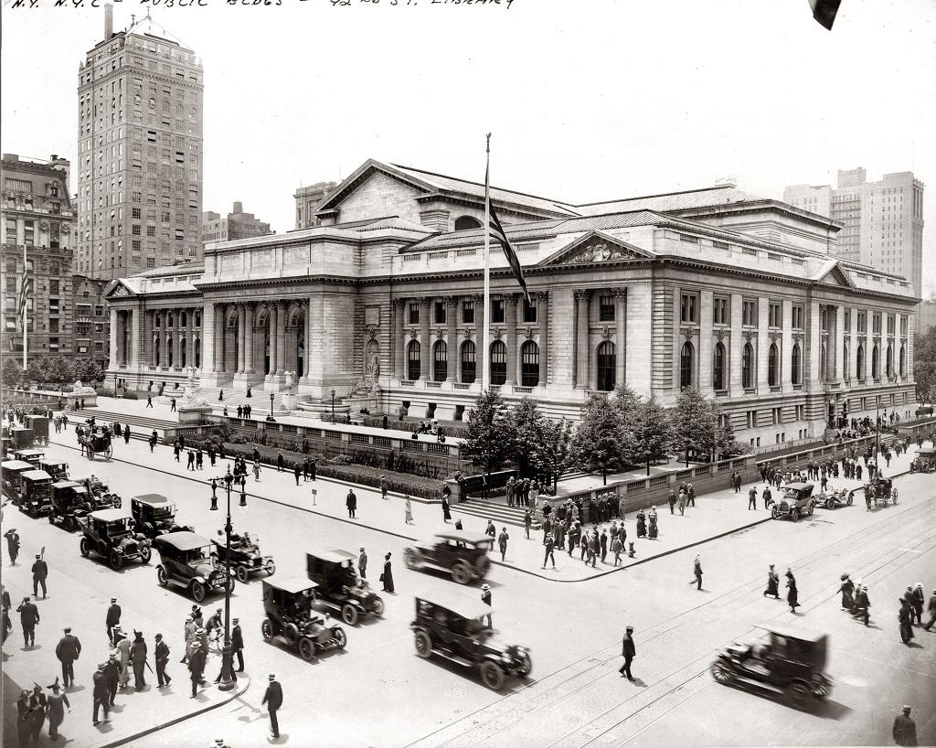 1891 Американские мегаполисы сто лет тому назад