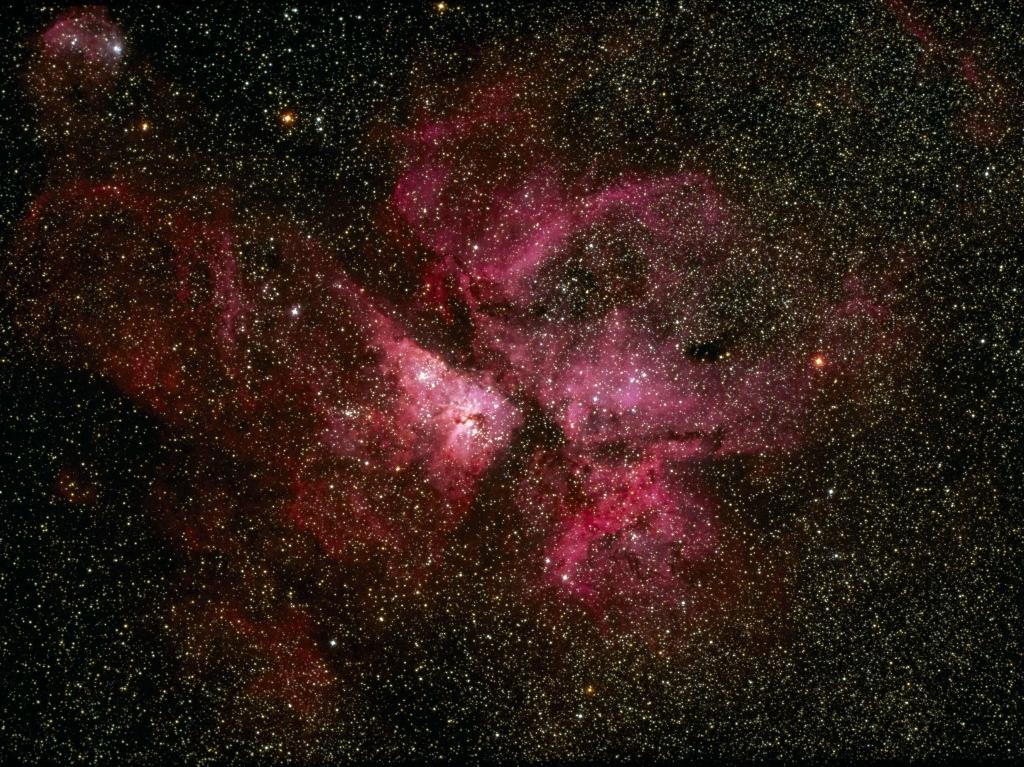 1894 Большое фотопутешествие в космос с телескопом Хаббл