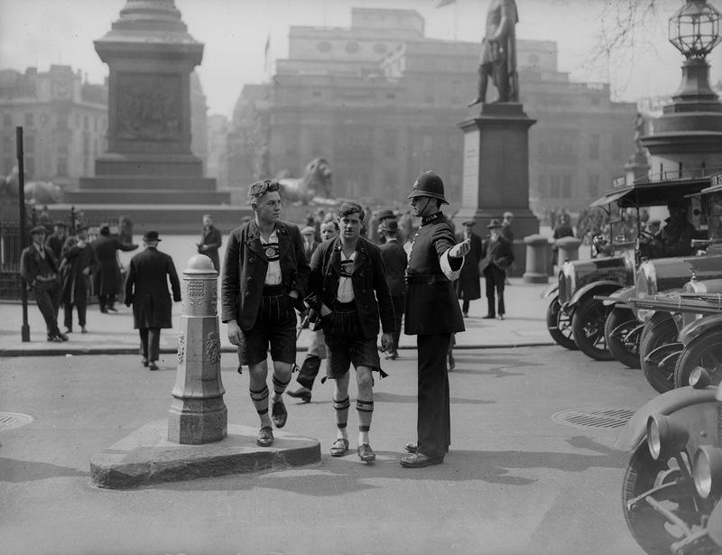 1895 Полицейские, 1890 е   1930 е.