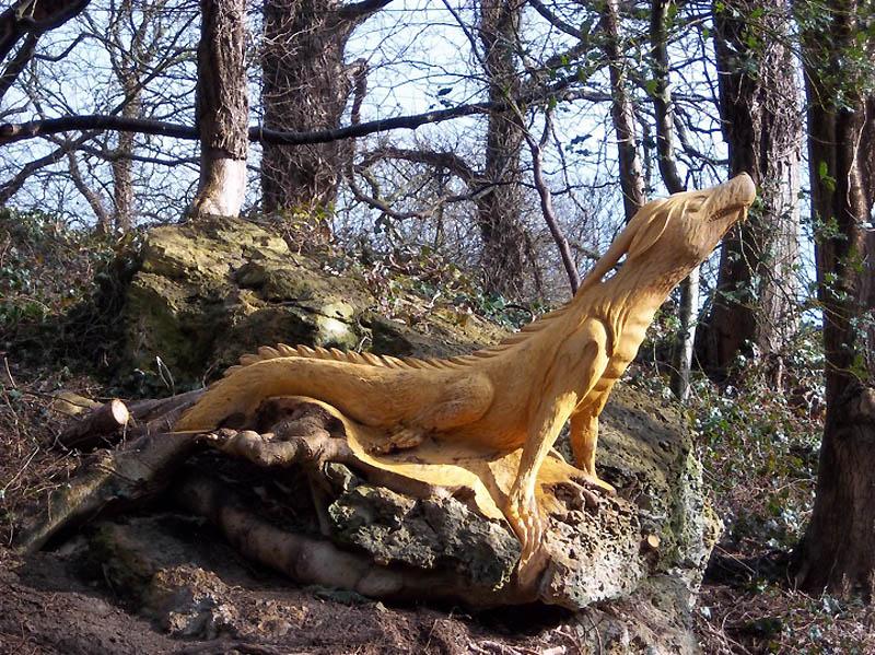 190 Вторая жизнь срубленных деревьев