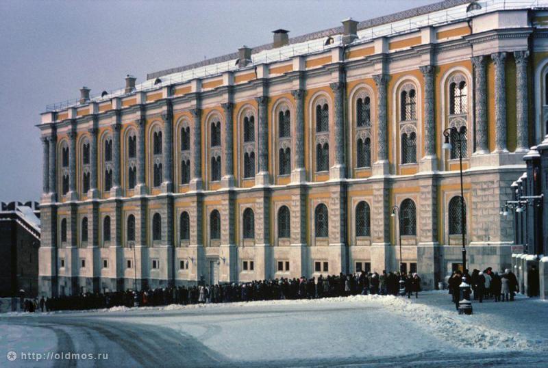 1932 История московской очереди в фотографиях