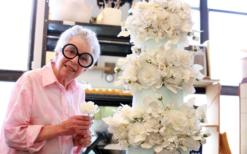 197 Невероятные торты от Сильвии Вейнсток