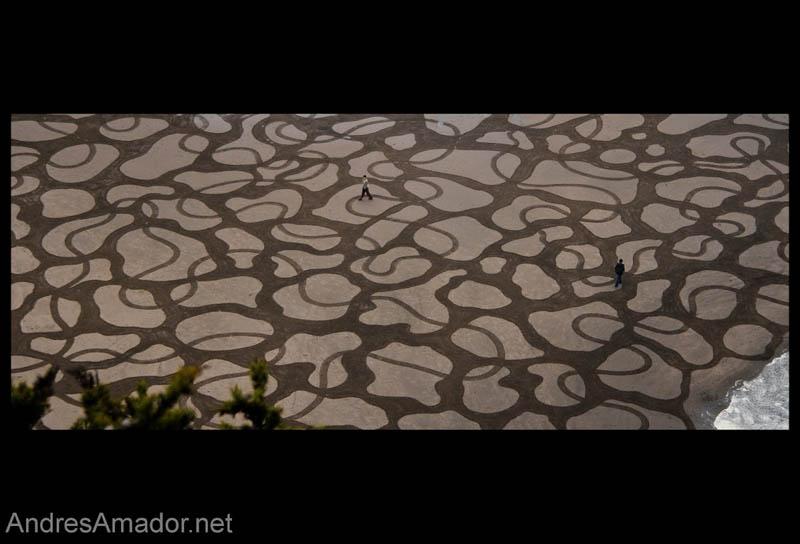 1977 Шедевры из песка Андреса Амадора