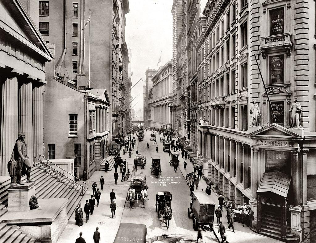 1987 Американские мегаполисы сто лет тому назад