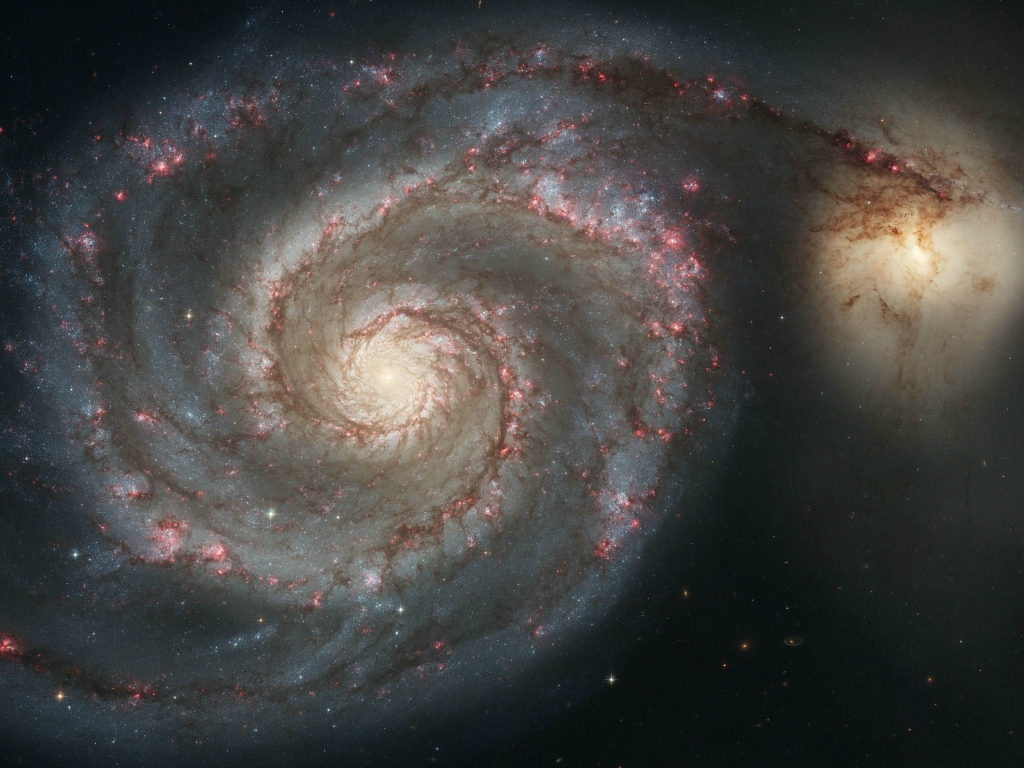 1990 Большое фотопутешествие в космос с телескопом Хаббл