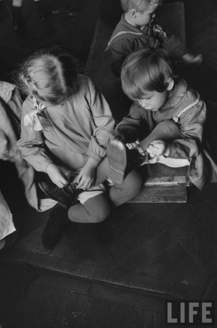 1c5fd5cd1f3a Жизнь советского детского сада в 1960 году глазами фотографа Life