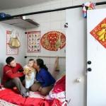 Китайская семья шесть лет живёт в туалете