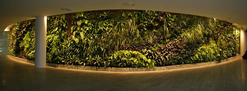 2021 15 вертикальных садов по всему миру