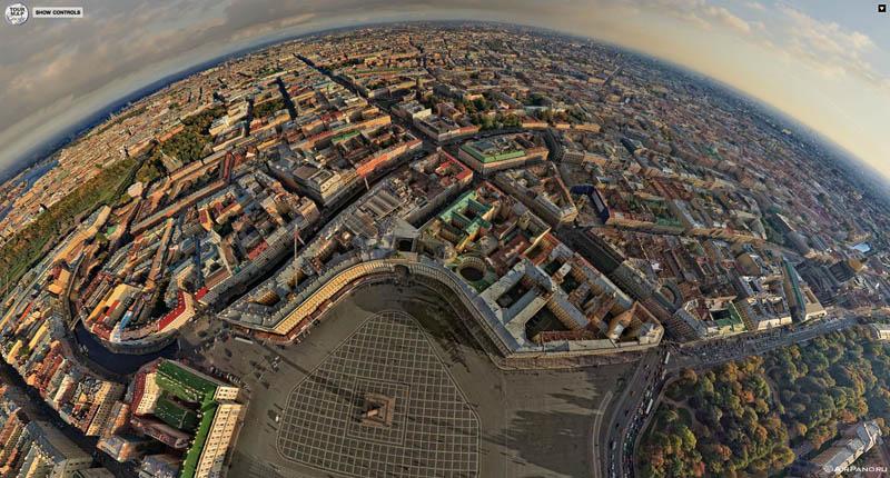 2022 Топ 10 панорамных фото городов мира