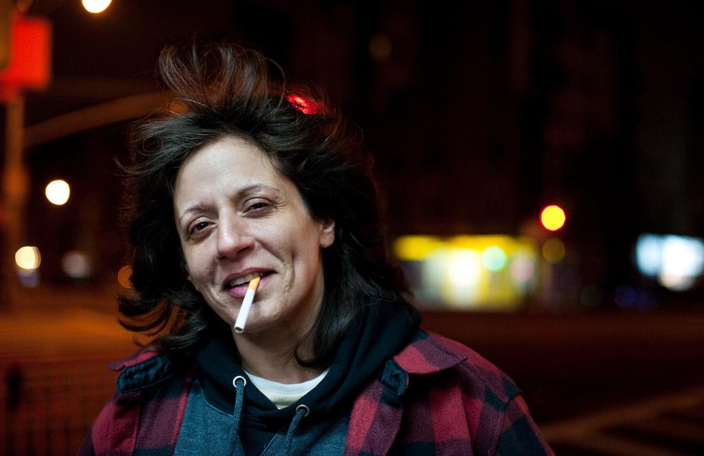 2023 Истории наркозависимых в южном Бронксе (Часть 1)
